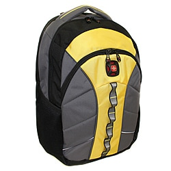 Wenger Swiss Gear The Sun Yellow 16-inch Laptop Computer Backpack