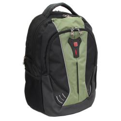 Wenger Swiss Gear The Jupiter Green 16-inch Laptop Computer Backpack