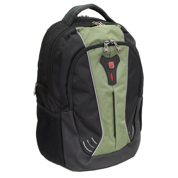 SwissGear The Jupiter Green 16-inch Laptop Computer Backpack