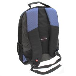 Wenger Swiss Gear The Mercury Blue 16-inch Laptop Computer Backpack