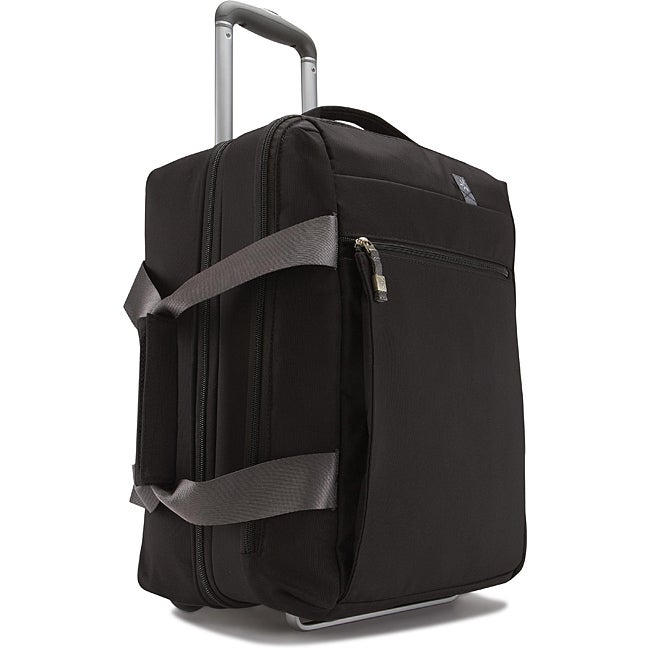 Case Logic XNR-18 18-inch XN Urban Carry On Rolling Upright Duffel Bag