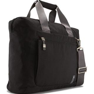 Case Logic XNT-1 Black Nylon Carry-on Zippered Tote Bag