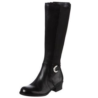 Naturalizer Women's 'Arness' Black Knee-high Boots