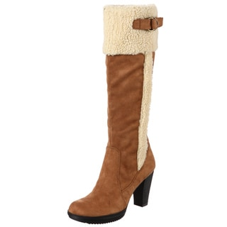 Naturalizer Women's 'Trinity' Faux Shearling Boots