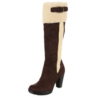 Naturalizer Women's 'Trinity' Brown Boots FINAL SALE