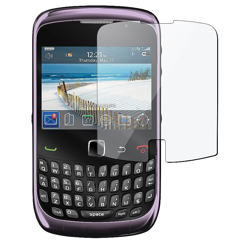 BasAcc Screen Protector for Blackberry Curve 3G/ 9300