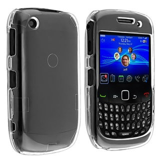 Clear Snap-on Crystal Case for BlackBerry Curve 8520/ 9300