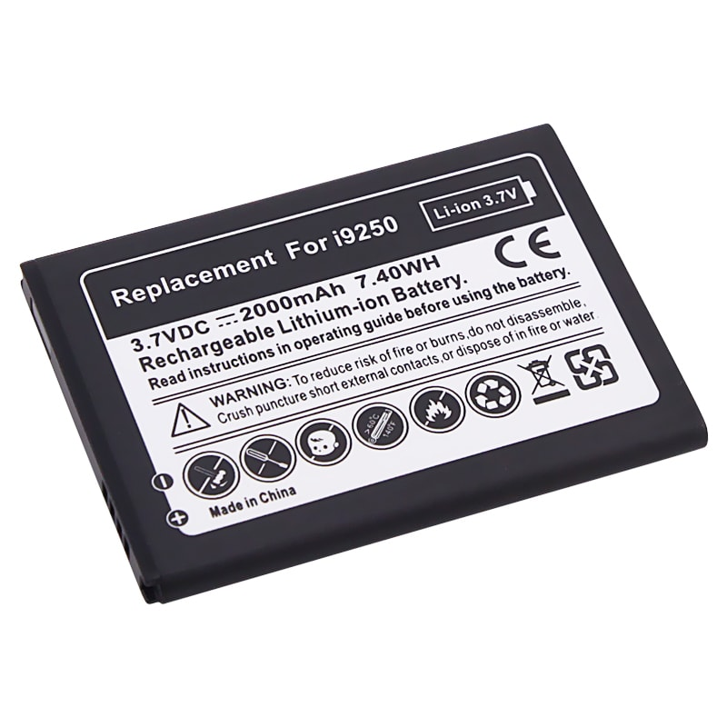 Compatible Li-Ion Battery for Samsung Galaxy Nexus i9250