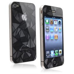 3D Diamond Blink Screen Protector for Apple iPhone 4/ 4S (2-LCD Kit)