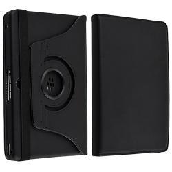 Black 360-degree Swivel Case for BlackBerry PlayBook