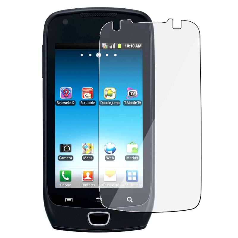 Screen Protector for Samsung Exhibit 4G T759