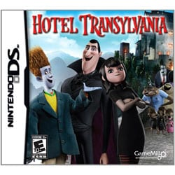 Nintendo DS - Hotel Transylvania