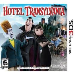 Nintendo 3DS - Hotel Transylvania