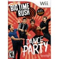Wii - Big Time Rush Dance Party