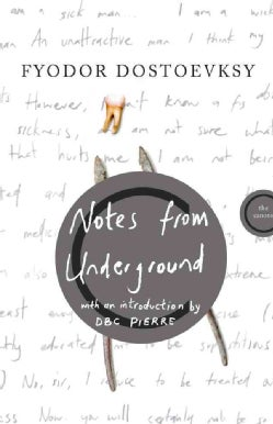 Notes from Underground (Paperback)