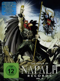The Realm of Napalm Records Vol. III (DVD)