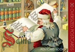 Santa Claus Postcard Book (Postcard book or pack)