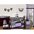 Sweet Jojo Designs Kaylee 9-piece Crib Bedding Set