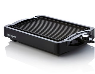 Bon Appetit 1800-watt Nonstick Reversible Grill and Griddle