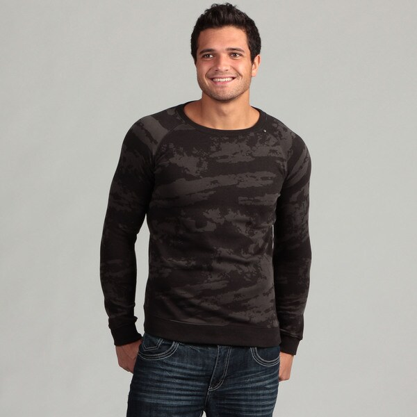 Black Hearts Brigade Men's Ribbed Henley Shirt