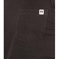 Farmall IH Men's Black Cotton Muscle Tee