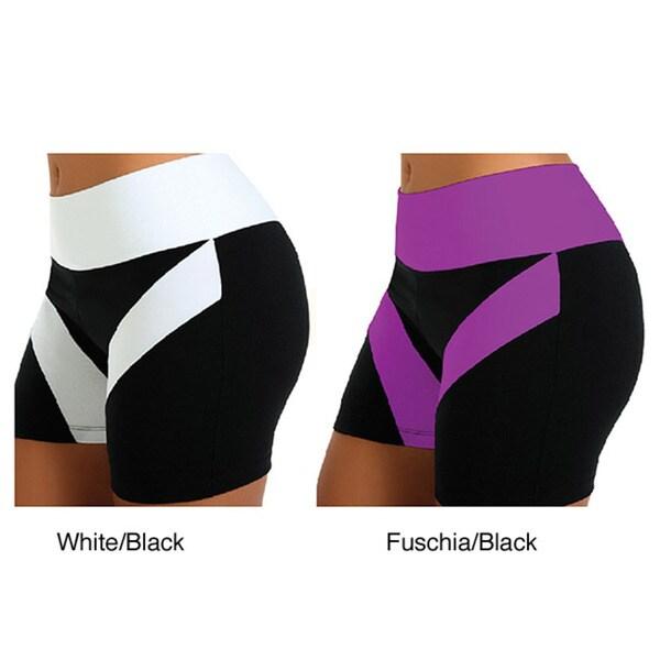 Fajate Women's 'Sol' Fitness Shorts