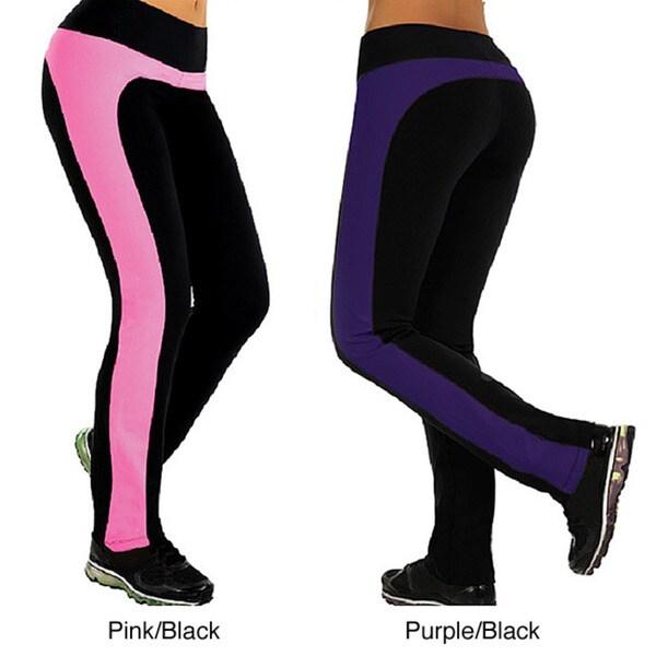 Fajate Women's 'Floral' Fitness Leggings