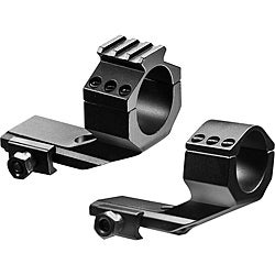 Barska Pair of Cantilever Mounts 30mm Rings and 1-inch Inserts