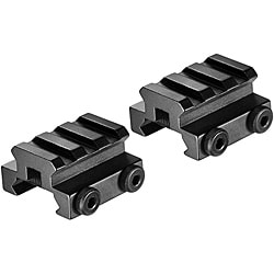 Barska Set of Picatinny Mounts with Rails