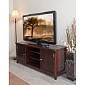 Normandy Tobacco Brown TV Media Stand