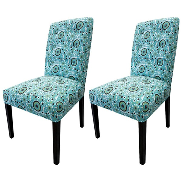 Kacey Suzani Dining Chairs (Set of 2)