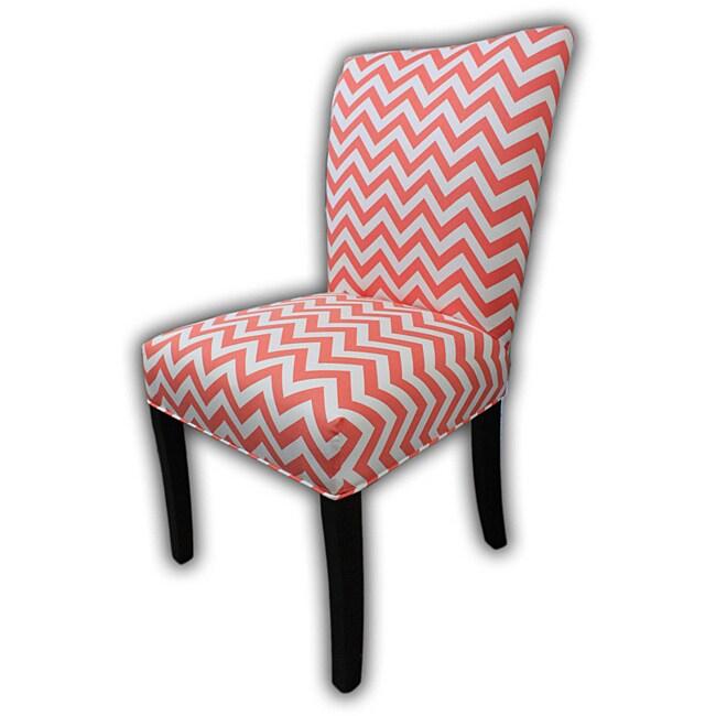Julia ZZ Fan Back Chairs (Set of 2)