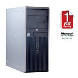 HP DC7900 2.66GHz 750GB MT Computer (Refurbished)