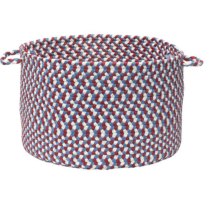 Pinwheel Multicolor Basket