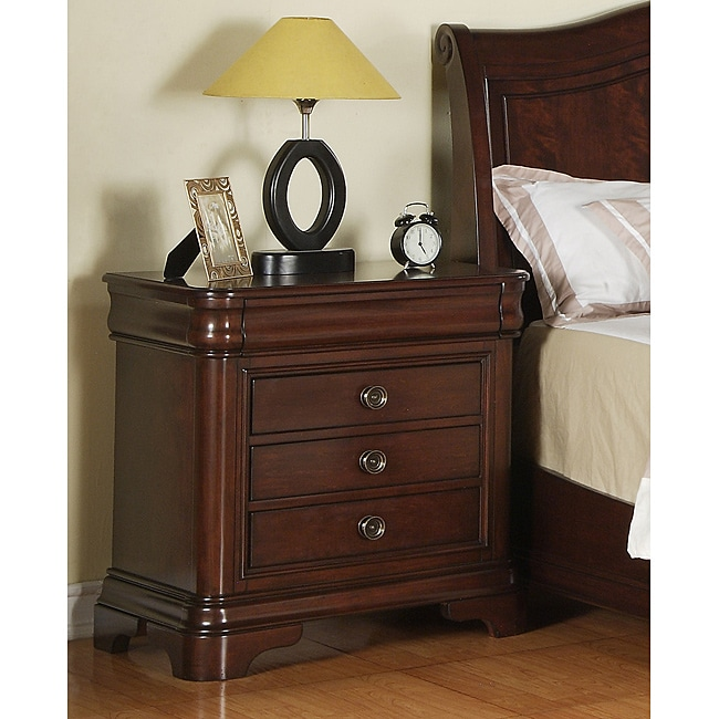 Picket House Caspian 3-drawer Nightstand