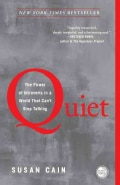 Quiet: The Power of Introverts in a World That Can't Stop Talking (Paperback)