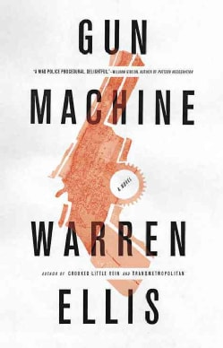 Gun Machine (Hardcover)