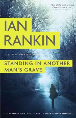 Standing in Another Man's Grave (Hardcover)