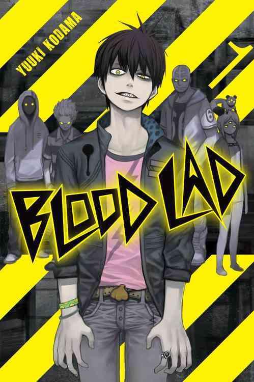 Blood Lad 1 (Paperback)