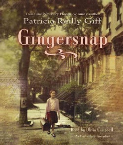 Gingersnap (CD-Audio)