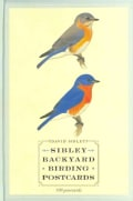 Sibley Backyard Birding Postcards (Postcard book or pack)