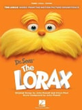 The Lorax:: Music from the Motion Picture Soundtrack, Piano, Vocal, Guitar (Paperback)