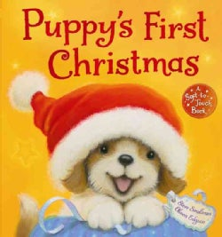 Puppy's First Christmas (Hardcover)