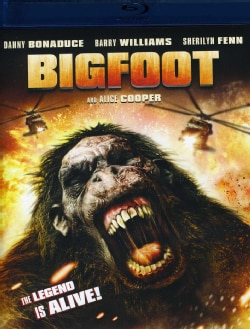 Bigfoot (Blu-ray Disc)