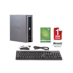 Dell OptiPlex GX620 2.8GHz 80GB USFF Computer (Refurbished)
