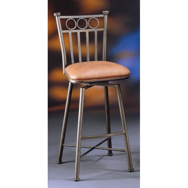 Bostonian Extra Tall Swivel Bar Stool