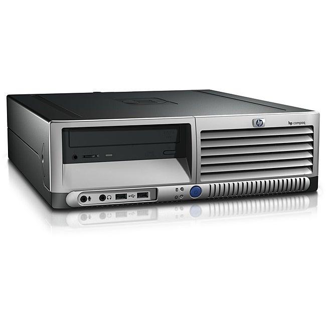 HP Compaq DC7700 1.8GHz 160GB SFF Computer (Refurbished)