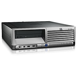 HP Compaq DC7700 1.8GHz 160GB SFF Computer (Refurbished)