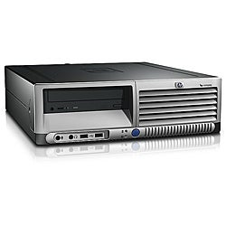 HP Compaq DC7700 1.8GHz 80GB SFF Computer (Refurbished)