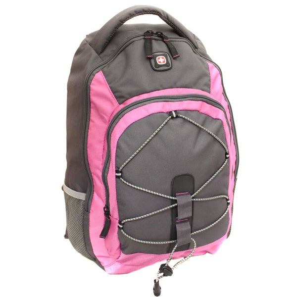Wenger Swiss Gear Mars Pink 16-inch Laptop Computer Backpack